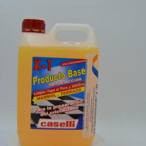 Producto Base X-1 Caselli