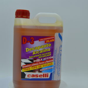 Decapante Alcalino D-3 Caselli