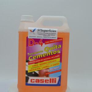 Quita cementos Caselli D 4