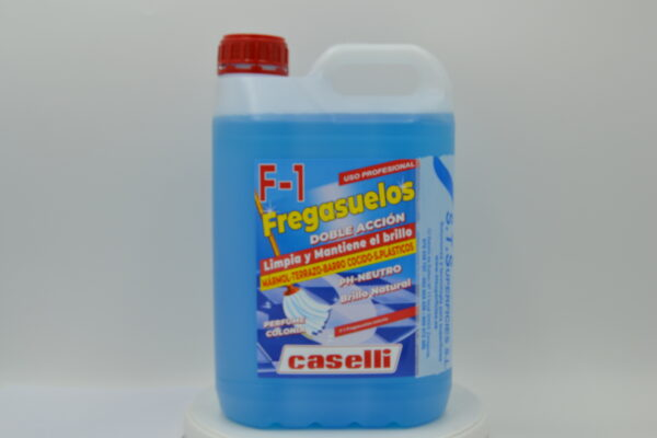 Fregasuelos colonia Caselli