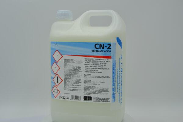 CN 2 Decapante ácido