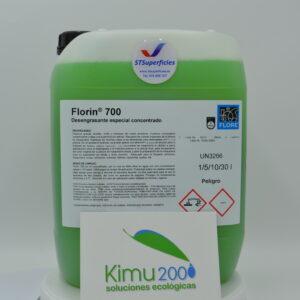 Florin 700 Desengrasante especial concentrado