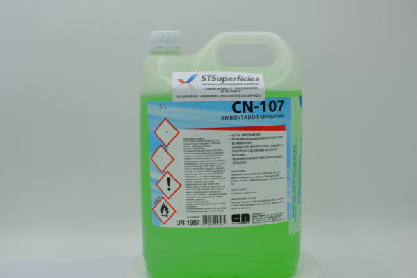 CN 107 Ambientador de manzana