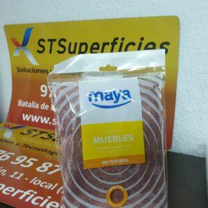 Bayeta Maya especial madera