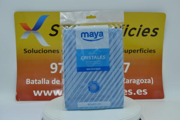 Bayeta cristales Maya