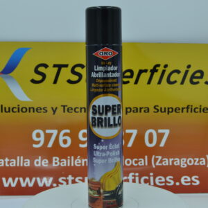 Superbrillo spray Oro